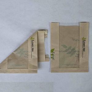 加塑小食品缝线包装纸袋